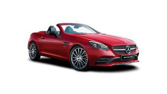 Mercedes Benz SLC Images