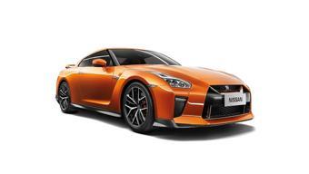 Nissan GT-R Images