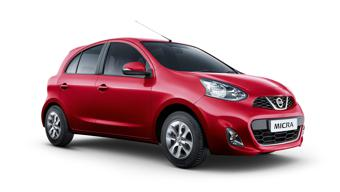 Nissan Micra Images