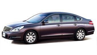 Nissan Teana Images