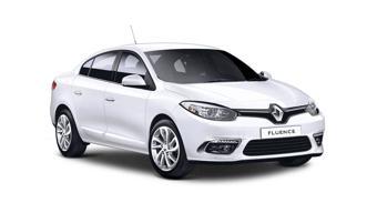 Renault Fluence Images