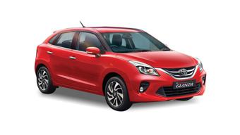 Toyota Glanza Images