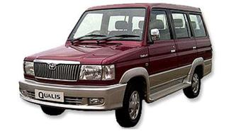 Toyota Qualis Images