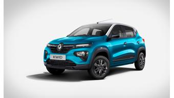 Renault Kwid Neotech -  Top-five features