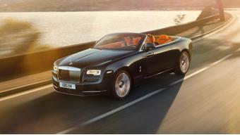 Rolls-Royce India might launch the Dawn convertible soon