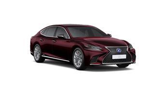 Lexus LS Vs Maserati GranCabrio