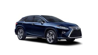Lexus RX Vs Toyota Land Cruiser Prado