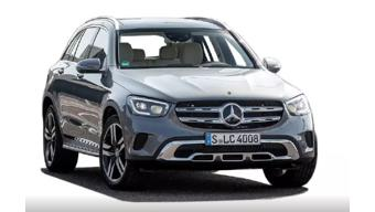 Mercedes Benz GLC Class Vs Audi A6