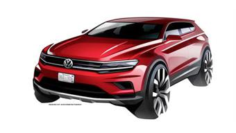 Volkswagen Tiguan Allspace to be unveiled at 2017 Detroit Auto Show
