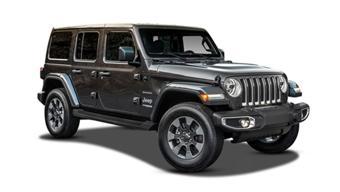 Jeep Wrangler Petrol