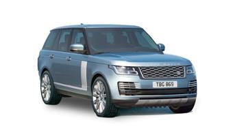 Lexus LS Vs Land Rover Range Rover