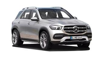 Mercedes Benz GLE Vs Land Rover Discovery