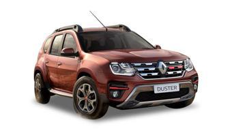 Renault Duster RXE Petrol 106ps