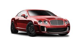 Lamborghini Urus Vs Bentley Continental GT