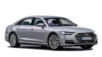 Audi A8 L Images