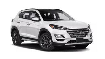 Hyundai Tucson Vs Skoda Octavia