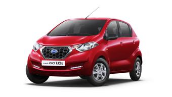 Datsun launches Redi-GO AMT in India at Rs 3.8 lakhs