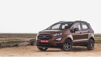Ford EcoSport 1.0L EcoBoost might be discontinued soon