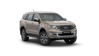 BS6 Ford Endeavour introduced in India at Rs 29.55 lakhs