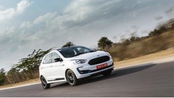 2019 Ford Figo India launch tomorrow