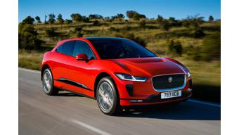 JLR  to launch the I-Pace in India in 2020