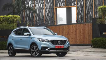 MG ZS EV India launch preponed to 23 January, receives 2,100 bookings in 27 days