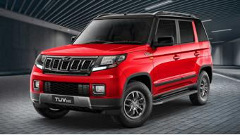 Mahindra TUV300 facelift introduced in India at Rs 8.38 lakhs