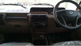 Mahindra Bolero facelift cabin leaked