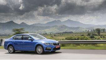 Skoda starts accepting bookings for Octavia RS; deliveries to begin in festive season