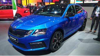 Skoda launches Octavia RS 245 at 2020 Auto Expo; prices start at Rs 35.99 lakhs