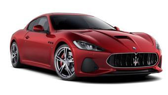 Maserati GranTurismo Vs Nissan GT-R