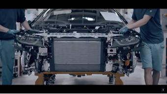 BMW teases the new i8 Roadster in a new testing video
