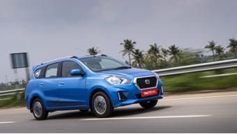 Datsun Go and Go Plus CVT launched in India, prices start at Rs 5.94 lakhs