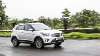 Hyundai Creta EX launched at Rs 10.84 lakhs