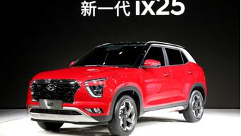 Second-gen Hyundai ix25 (next-gen Creta) engine specifications and dimensions revealed