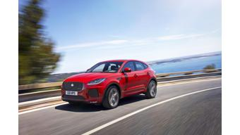 Jaguar reveals the new E-Pace crossover