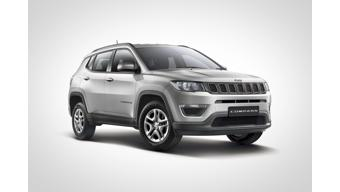 Jeep Compass Sport Plus introduced in India at Rs 15.99 lakhs