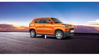 Maruti Suzuki S-Presso exterior and interior revealed ahead of launch