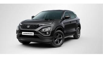 Tata Harrier Dark Edition details leaked, launch likely soon
