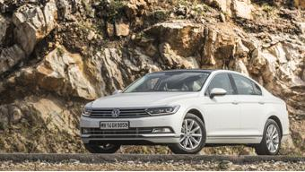 Volkswagen Passat Connect debuts at Rs 25.99 lakhs