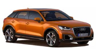 Upcoming Audi  Q2