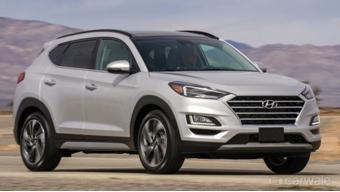 Hyundai Tucson Image