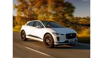 Upcoming Jaguar  I-Pace
