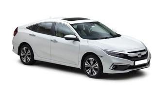 Honda Civic Vs Hyundai Tucson
