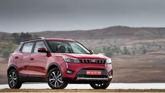 Mahindra XUV300 BS6 diesel listed in eight variants