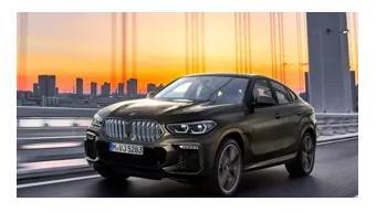 BMW X6 Image