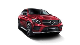 Mercedes Benz GLE Class image