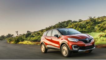 Renault offering discounts of up to Rs 3 lakhs on Captur, Lodgy and Duster