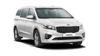 Ford Endeavour Vs Kia Carnival