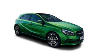 Mercedes Benz A Class Images